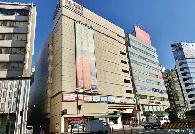ヤマダ電機 LABI1 日本総本店池袋