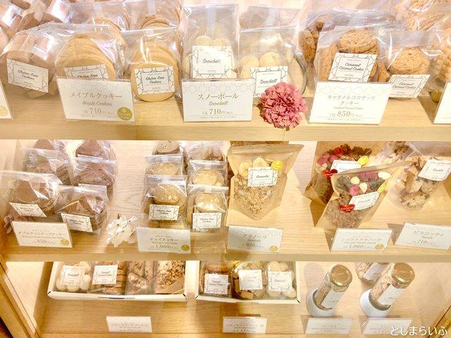 池袋 アインソフソア お菓子の販売
