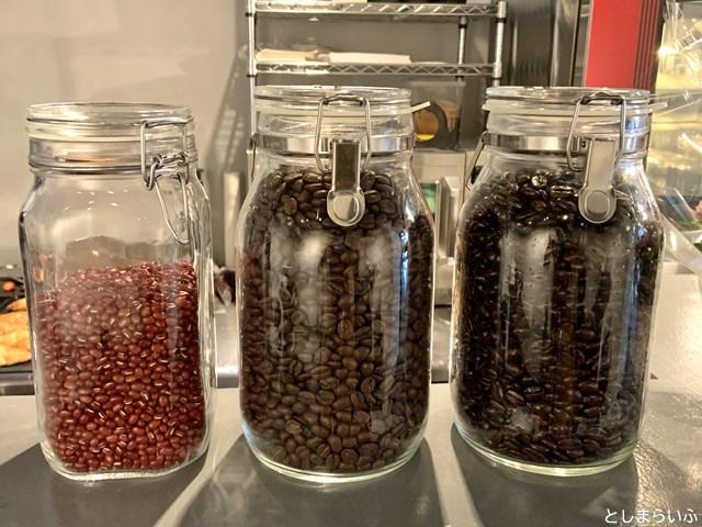 アンドコ 小豆とコーヒー豆