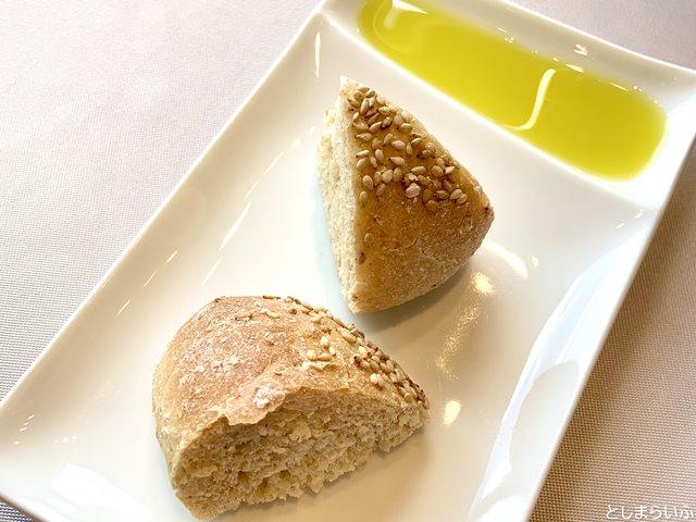 目白 アンジェロコート東京 自家製パン