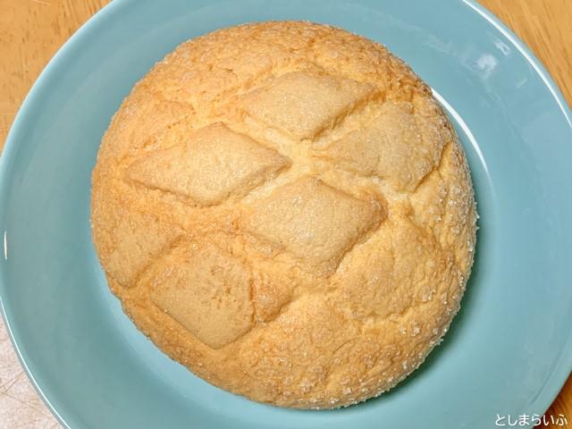 アルテリアベーカリー メイプルメロンパン