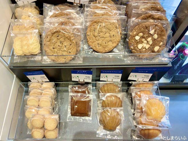 カフェカルディーノ クッキーや焼き菓子