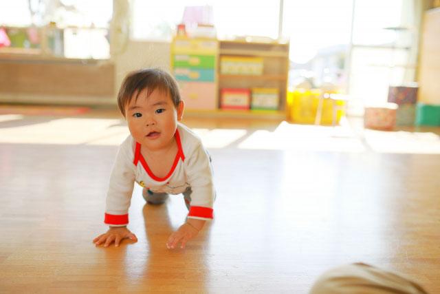 保育園,赤ちゃん