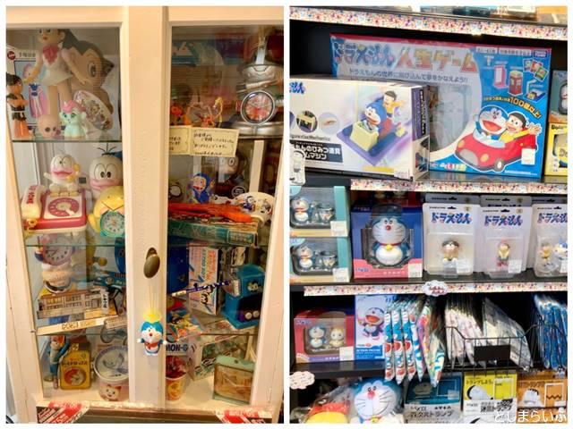 ふるいちトキワ荘通り店 店内のおもちゃ