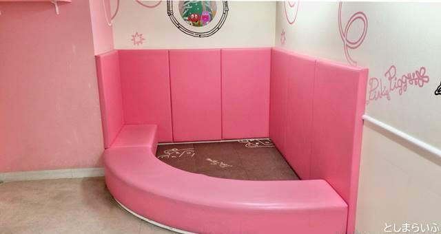 池袋西武 授乳室 ベビー休憩室