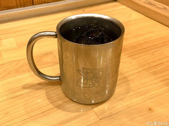 コメダ珈琲 アイスコーヒー