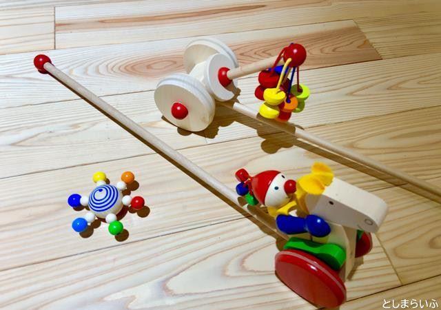 Hareza池袋 ハレザ池袋 キッズスペースのおもちゃ