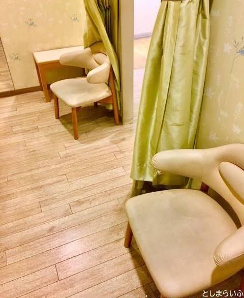 池袋マルイ 授乳室