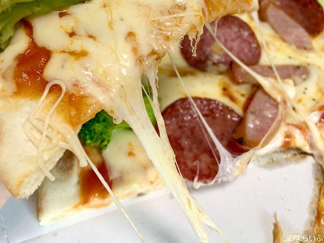 ラジャヴェッタ目白のピザ Raja Vetta