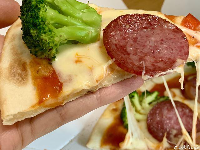 ラジャヴェッタ目白のイタリアンミックスピザ