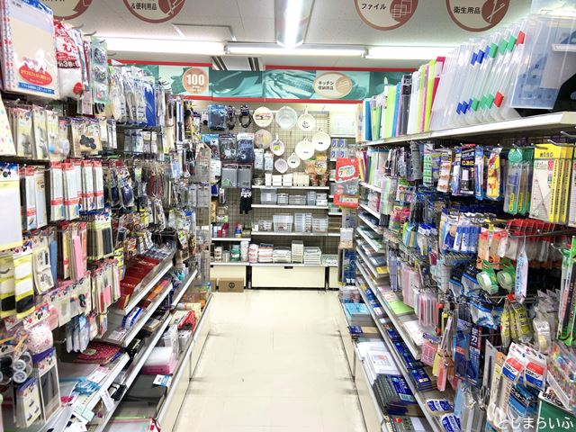 Can★Do キャンドゥ 巣鴨駅前店 店内