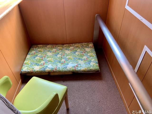 巣鴨タカセ 授乳室の個室