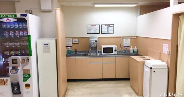 池袋東武7階 授乳室