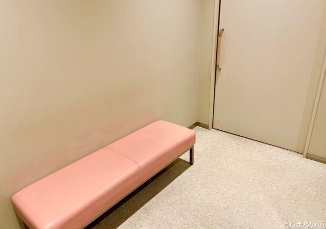 WACCA池袋 ワッカ 授乳室